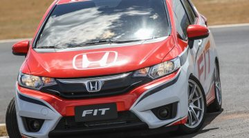 Honda Fit Pace Car