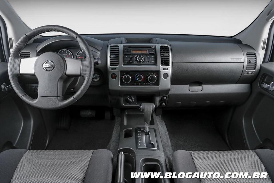 Nissan Frontier 2015 Nova Vers 227 O E Central Multim 237 Dia