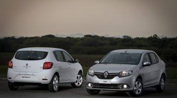 Renault Sandero e Logan Easy'R