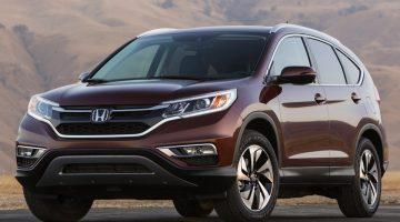 Honda CR-V 2015 reestilizado