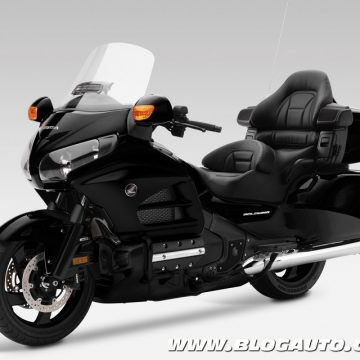Honda GL1800 Gold Wing 2014