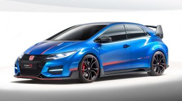 Honda Civic Type-R Concept II