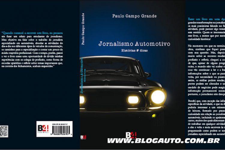 Jornalismo Automotivo - Paulo Campo Grande