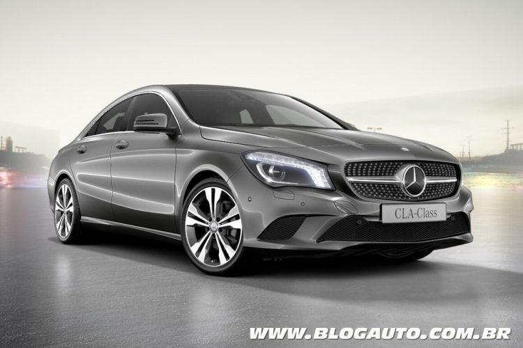 Mercedes benz cla 2015 ganha tr s novas vers es blogolista for Mercedes benz cla 500