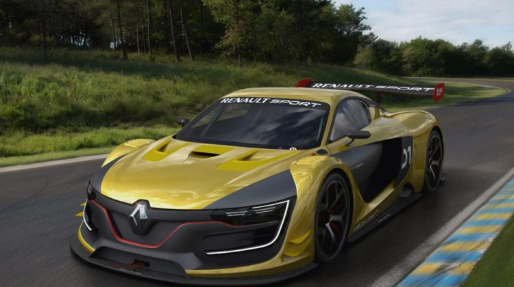 Renault RS01 Race Car