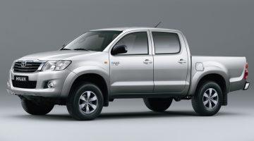 Toyota Hilux Flex