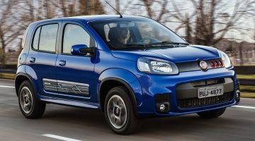 Fiat Uno Sporting 2015