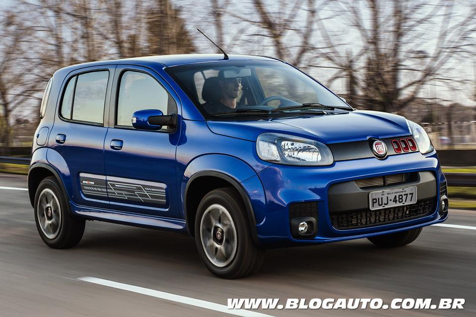 Avaliação: Fiat Uno 2015 não muda, evolui