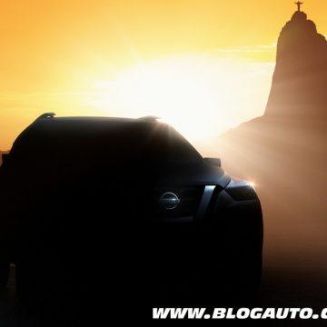 Crossover da Nissan em forma de conceito para o Salão de São Paulo
