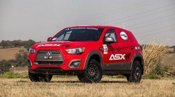 Mitsubishi ASX R