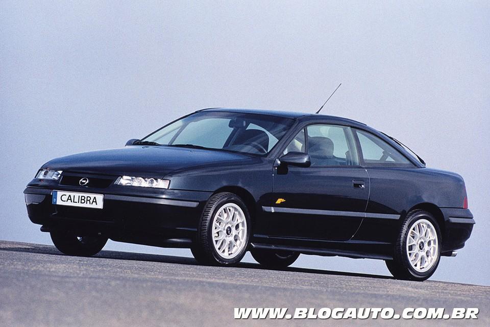 Opel Calibra pode voltar a ser produzido