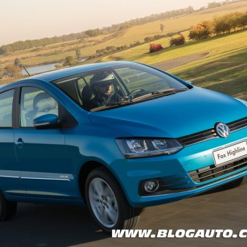 Volkswagen Fox 2015 Highline