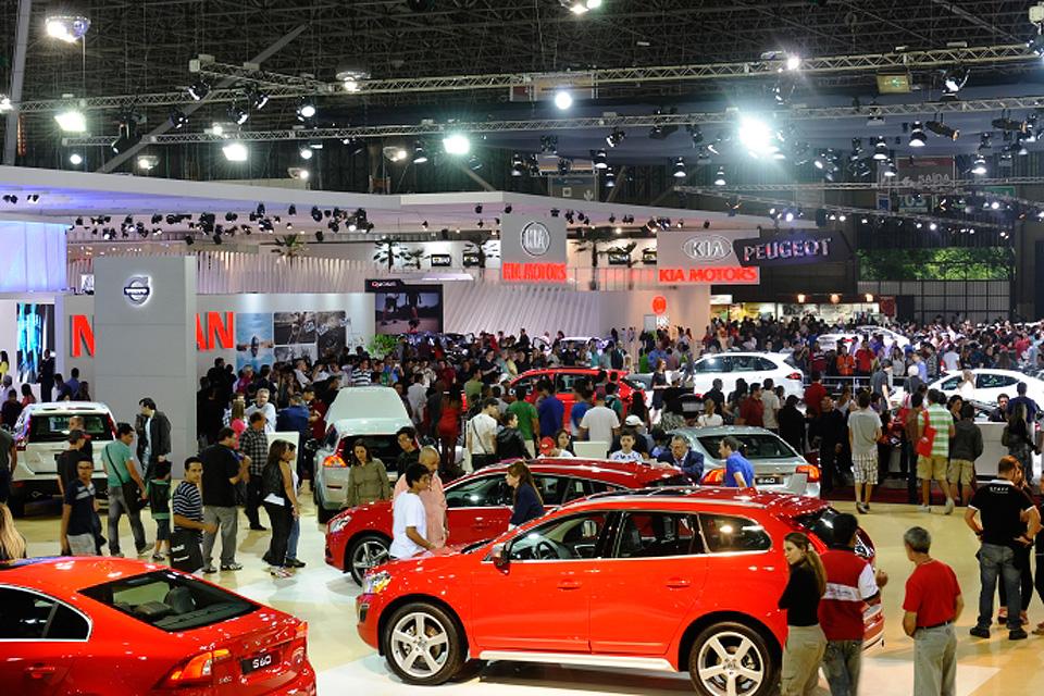 Veja quais são as principais atrações do Salão do Automóvel