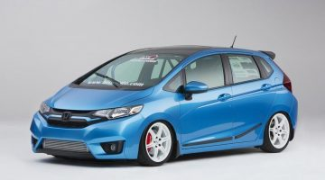 Honda Fit Bisimoto Engineering