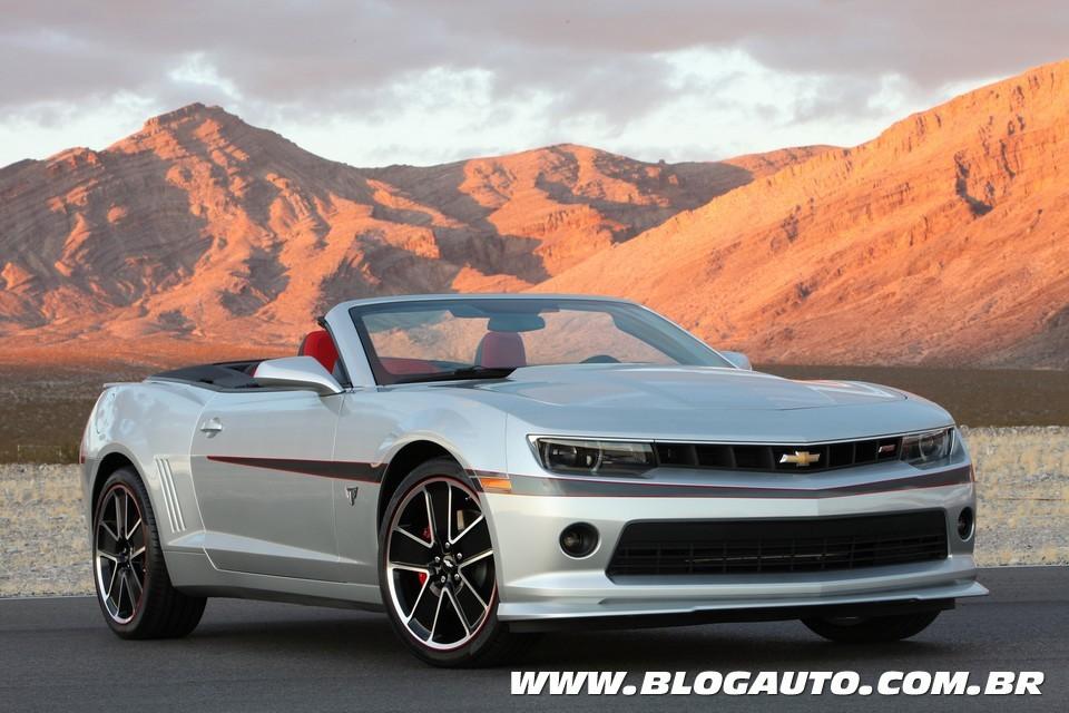 Chevrolet Camaro se despede com versão especial
