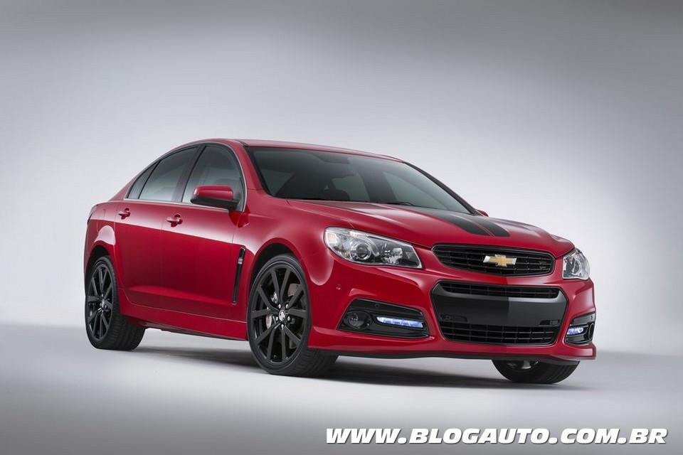 Chevrolet leva versões conceituais ao SEMA