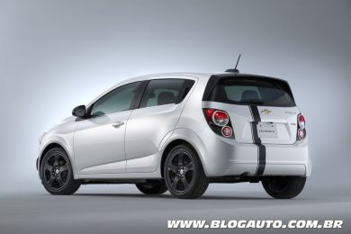 Chevrolet Sonic Accessories Concept