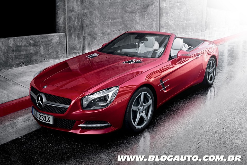 Mercedes-Benz SL 400