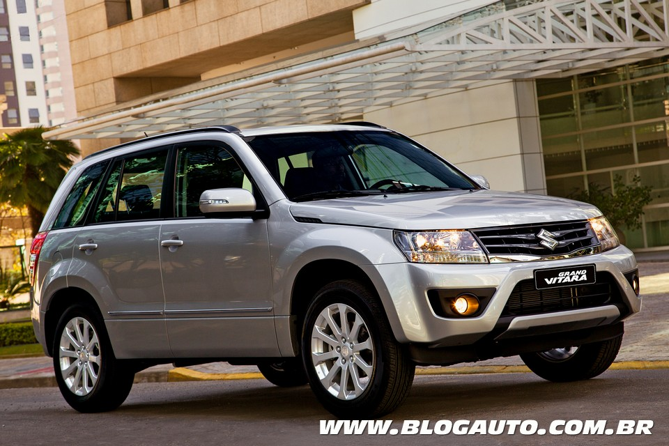 Suzuki Grand Vitara Aftermarket Accessories