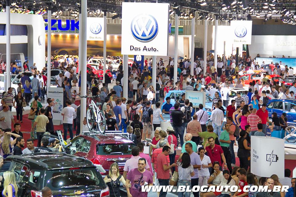 Um balanço do Salão do Automóvel 2014