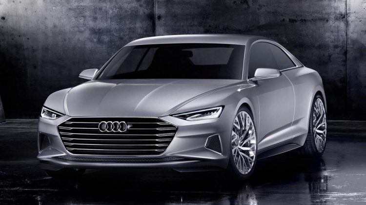 Audi Prologue Concept deve antecipar o novo Audi A8 2018