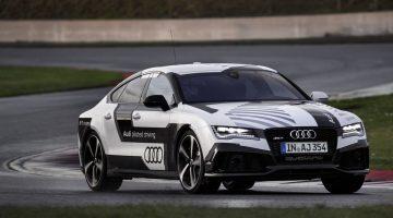 Audi RS 7 conceito autopilotado