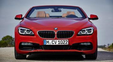BMW Série 6 2016