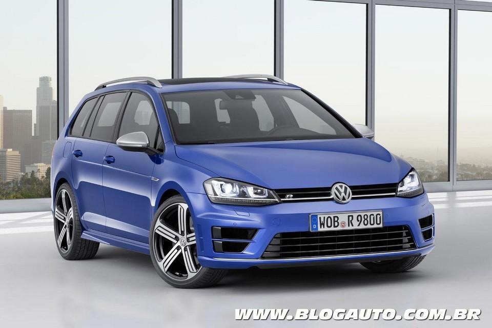 Volkswagen Golf R Variant despeja 300 cv