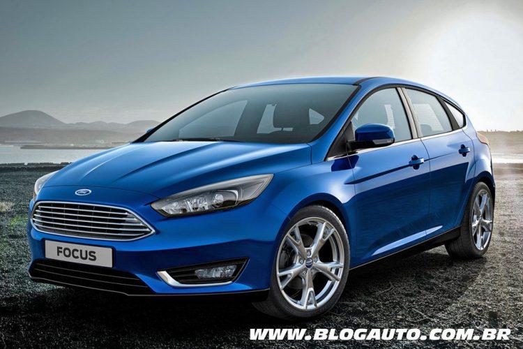 Ford Focus reestilizado é novidade confirmada para 2015