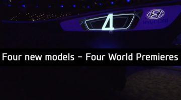 Hyundai apresentará quatro novidades em evento na Coreia do Sul