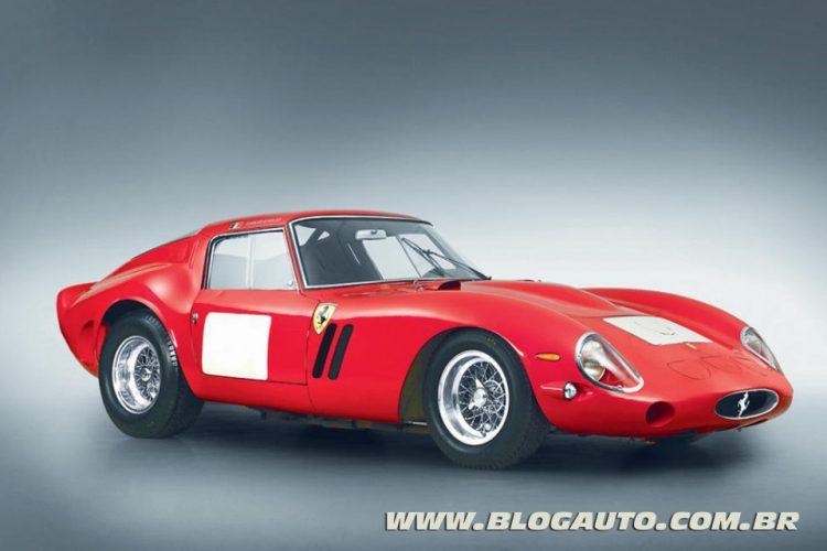 01 Ferrari 250 GTO 1962 – US$ 38.115.000