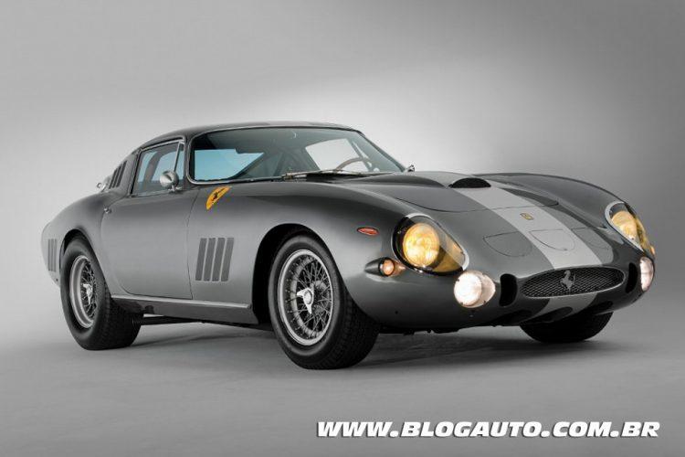 02 Ferrari 275 GTB C Speciale 1964 – US$ 26.400.000