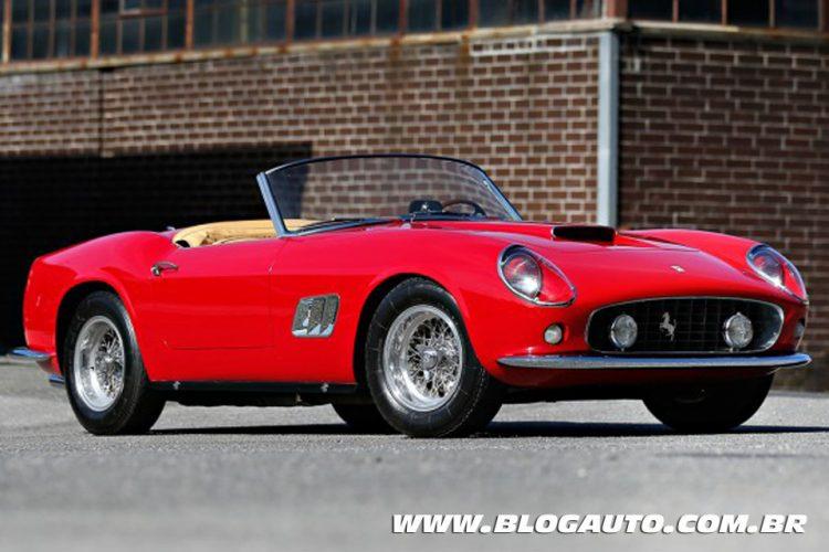 04 Ferrari 250 GT California Spider 1961 – US$ 15.180.000
