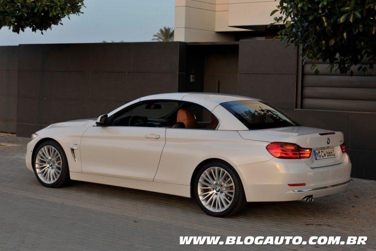 BMW 420i Cabrio