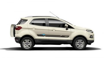 Ford EcoSport com kit Tribe