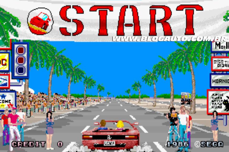 A história dos games vs. carros – 2/3 – Geek Sobre Rodas