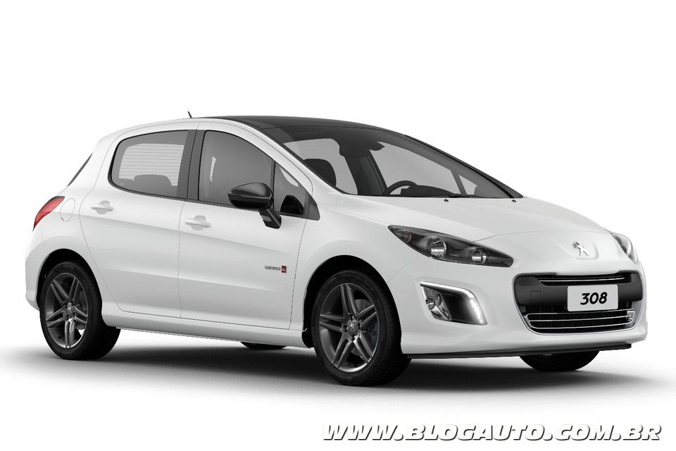 Peugeot 308 Quiksilver retorna por R$ 63.190 - BlogAuto