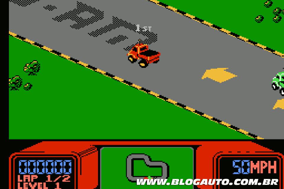 A história dos games vs. carros – Parte 1/3 – Rodrigo Rubio