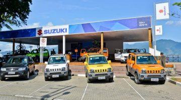 Suzuki Jimny para locação