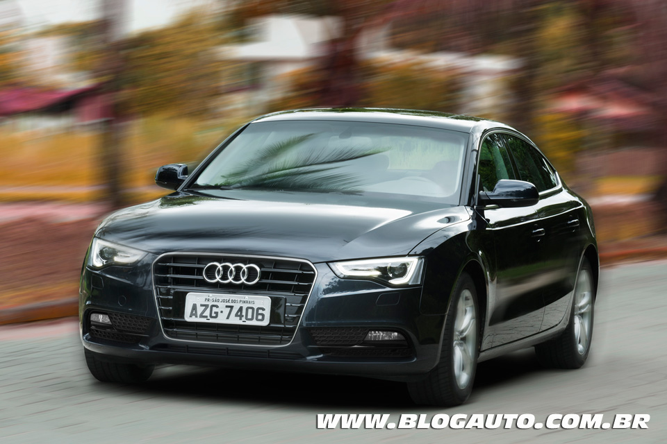 Avaliação: Audi A5 2015 1.8, nova versão de entrada
