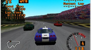 Gran Turismo (PlayStation - 1997)