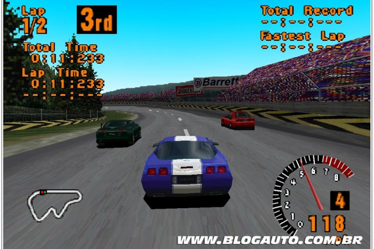 Gran Turismo (PlayStation - 1997)