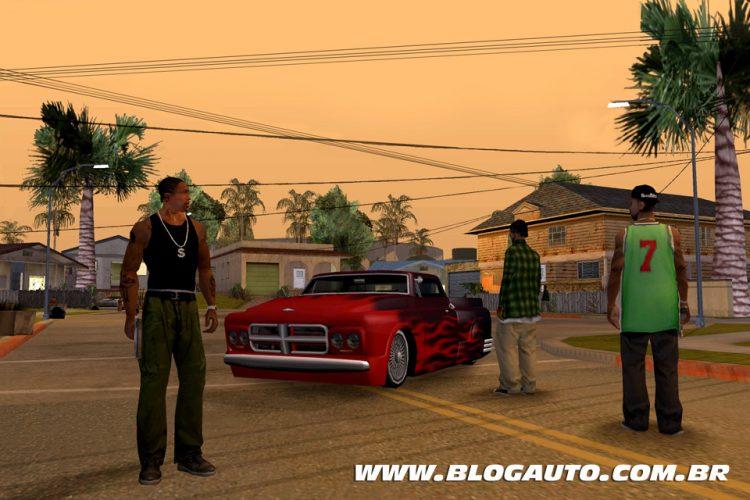 Grand Theft Auto San Andreas (PlayStation 2, PC, XBOX - 2004)