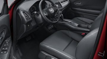 Interior do novo Honda HR-V nacional