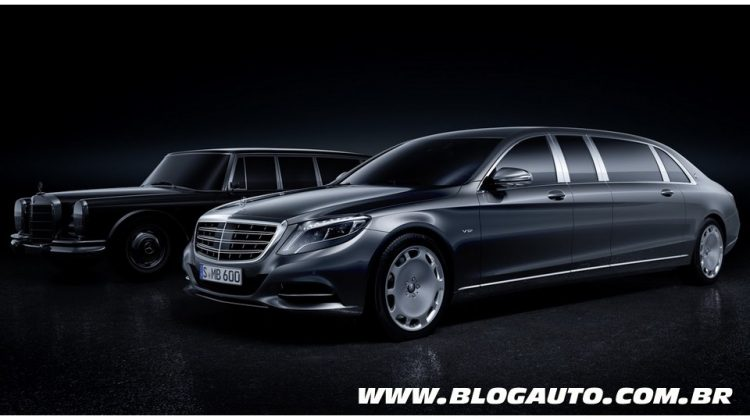 Mercedes-Maybach Classe S Pullman