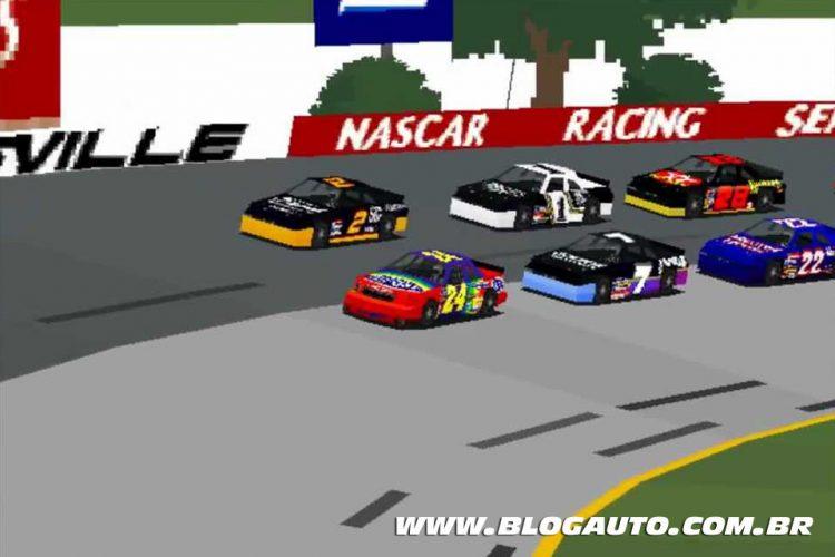 Nascar Racing (PC - 1994)