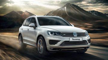 Volkswagen Touareg 2015 V8 R-Line