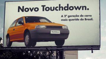 Volkswagen Touchdown