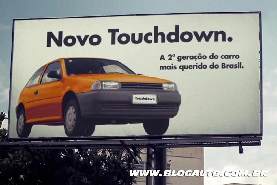 Volkswagen Touchdown, você conhece? (Vídeo)