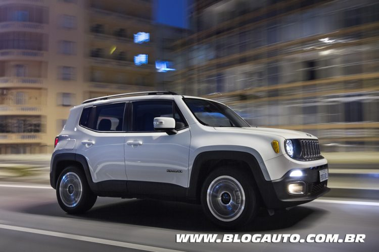 Jeep Renegade 2016 Longitude
